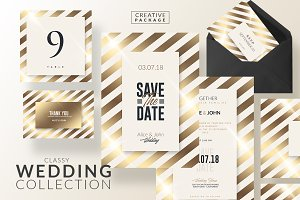 Classy Wedding Collection
