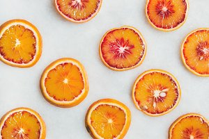 Natural fruit pattern concept