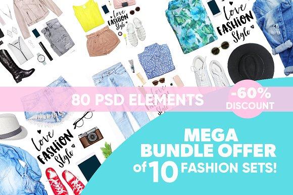 Mega Bundle Offer of 10 sets