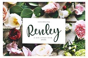 Renley - An Everyday Script