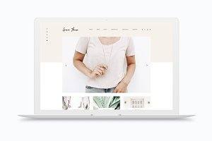 Grazie - Blog + eCommerce Theme