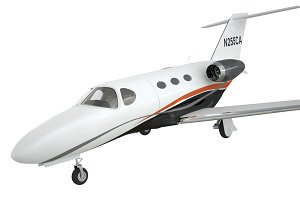 Cessna Mustang 510 private jet