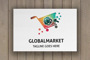 Global Market Logo