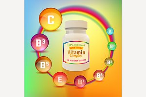 Vitamin Complex Package