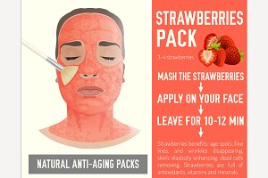 Anti-Aging Face Pack
