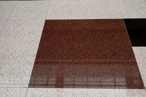 Granite colored floor