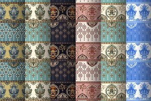 Set of Border Patterns