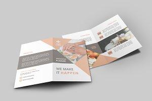 Wedding Services Bi-Fold Brochure