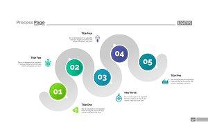 Five Point Plan Slide Template