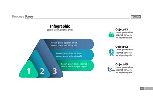 Three Elements Plan Slide Template