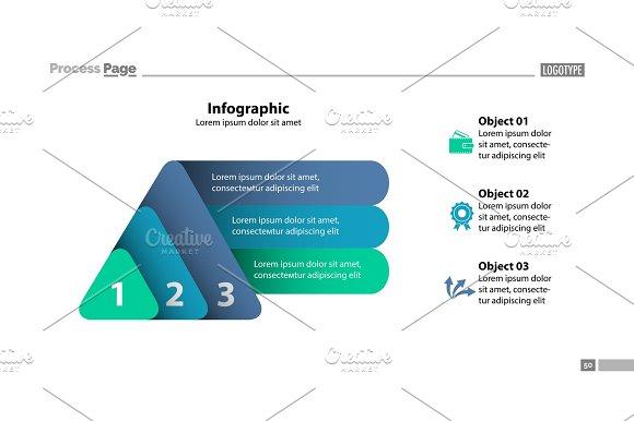 Three Elements Plan Slide Template