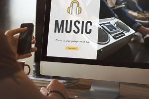 Digital Music on computer