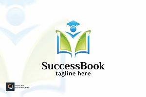 Success Book - Logo Template
