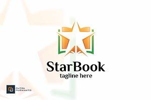Star Book - Logo Template