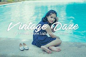 Vintage Daze - Lightroom Presets
