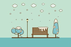 Public winter Park