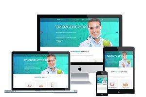 AT Dental – Dental Website Templates