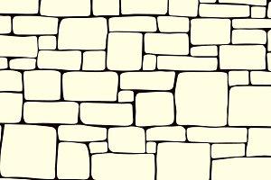white Stone / brick texture