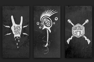 Music Genres Illustration