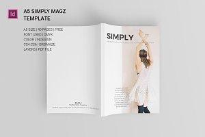 A5 Simply Magz