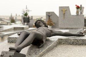 Jesus Christ cementery