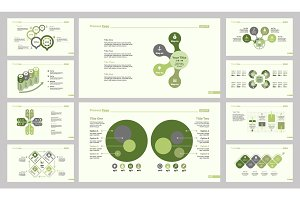 Ten Accounting Slide Template Set
