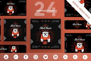 Social Media Pack | Steak House