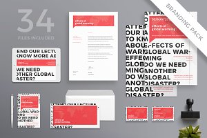 Branding Pack | Global Warming