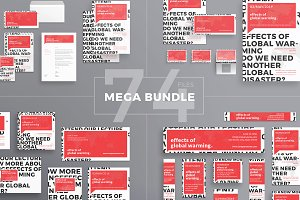 Mega Bundle | Global Warming