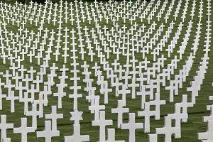 War memorial cemetery