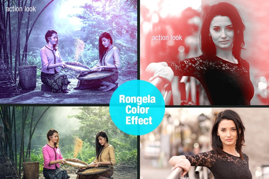 Rongela Color Effect