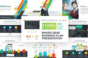Business Plan | PowerPoint Template