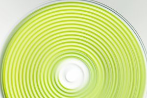 Rotating cd media illustration background