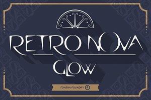 Retro Nova font | 50%OFF