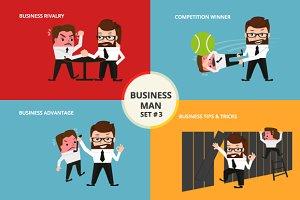 Businessman set #3