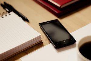 Nokia Mobile (blur)