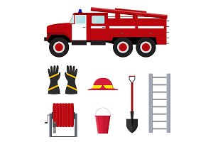 Firefighter Profession Equipment