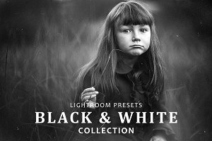 B&W Collection  Lightroom Presets