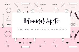 Minimal Hipster Templates & Elements