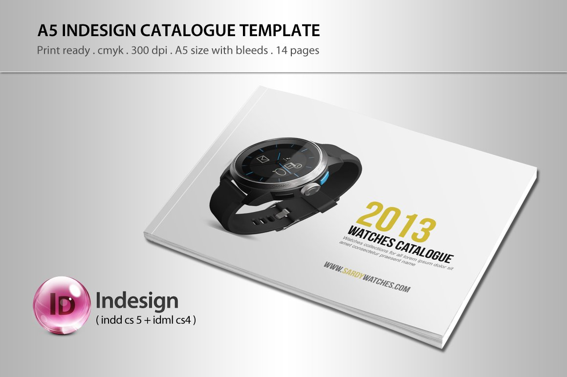 Product catalogue template brochure templates creative for Product brochure template