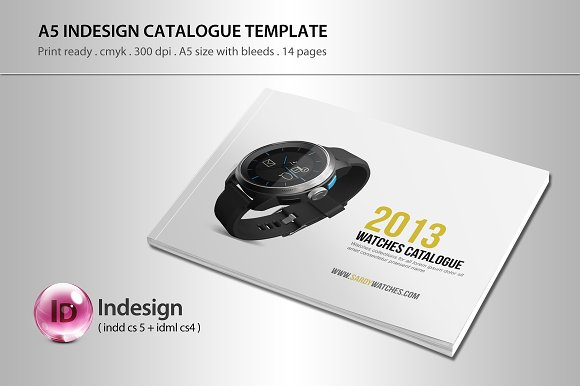 product catalogue template brochure templates creative market