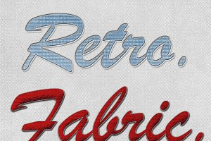 Retro Fabric Styles