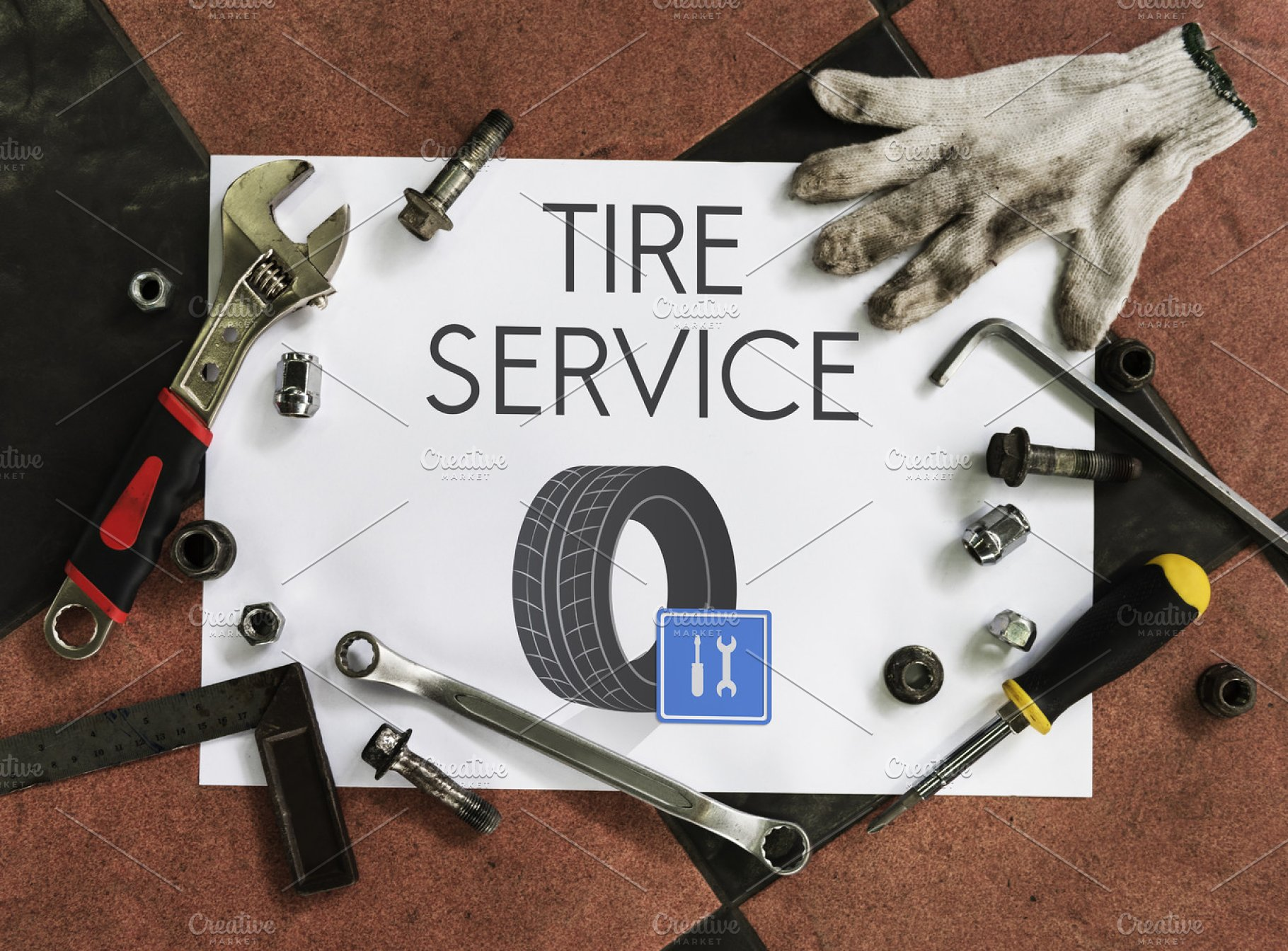 Mechanic Service Concept