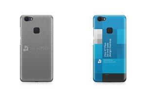 Vivo V7 Plus 3d IMD Mobile Case