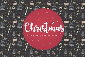 66 christmas Patterns & Graphic