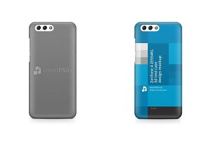 ASUS Zenfone 4 ZE554KL 3d IMD Case