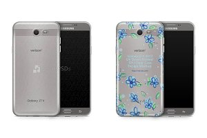 Samsung Galaxy J7 V 2017 TPU Clear