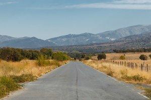 Secondary road