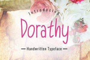 Dorathy Typeface