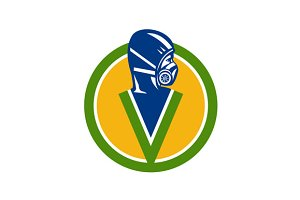 Fumigation Pest Control Service Icon